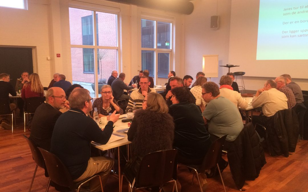 Local councils annual meeting – Vejle Municipality