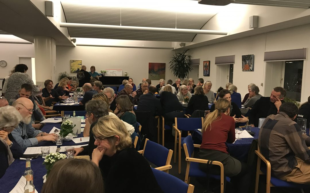 Networking with VEN and Grønt Forum